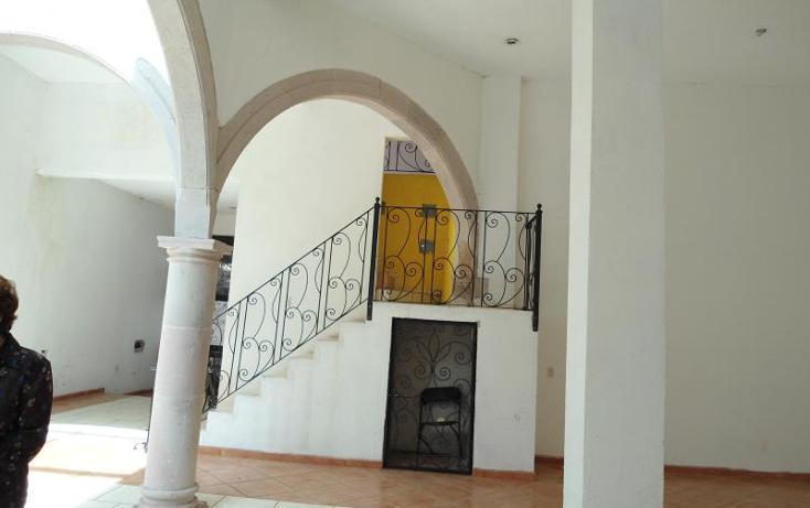 Foto de casa en venta en de la parroquia ( antes ramon lopez velarde) 72, jerez centro, jerez, zacatecas, 1904476 No. 07