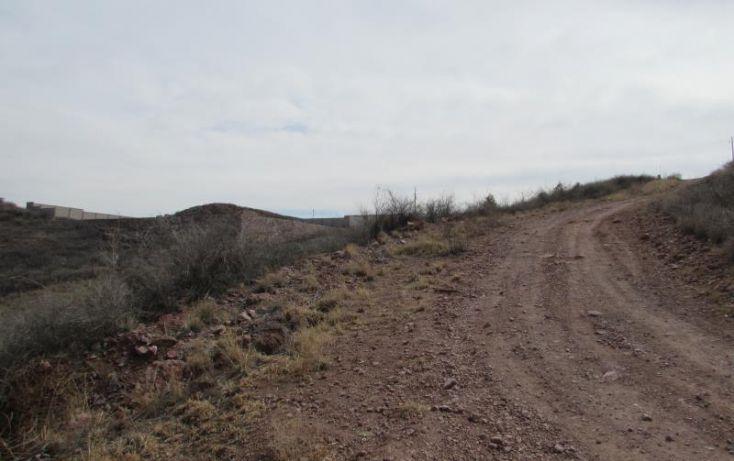 Foto de terreno habitacional en venta en de la piraña 001, granjas universitarias, chihuahua, chihuahua, 1647288 no 04