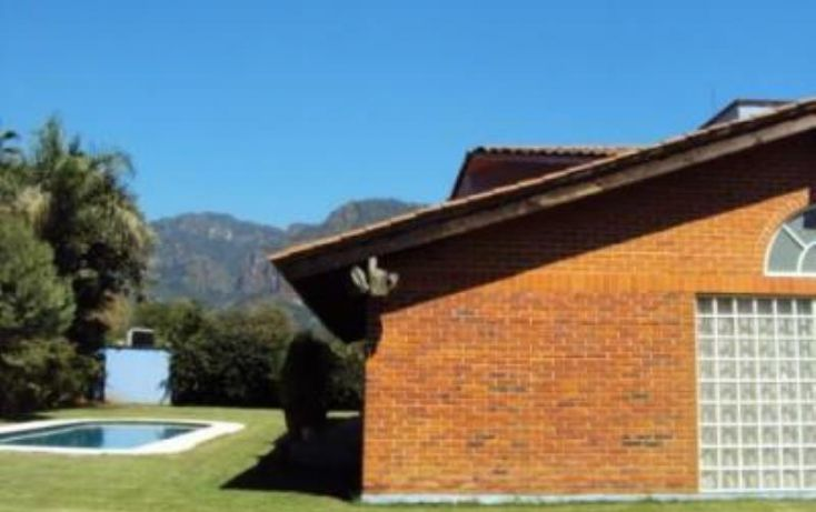 Foto de casa en venta en de la presa 20, los ocotes, tepoztlán, morelos, 1650288 no 03