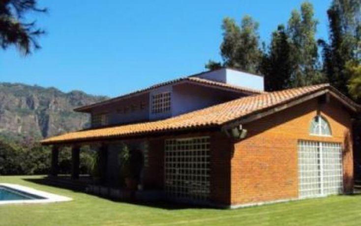 Foto de casa en venta en de la presa 20, los ocotes, tepoztlán, morelos, 1650288 no 04