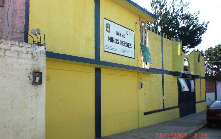 Foto de edificio en venta en de la rosa, sector sacromonte, amecameca, estado de méxico, 1705786 no 01