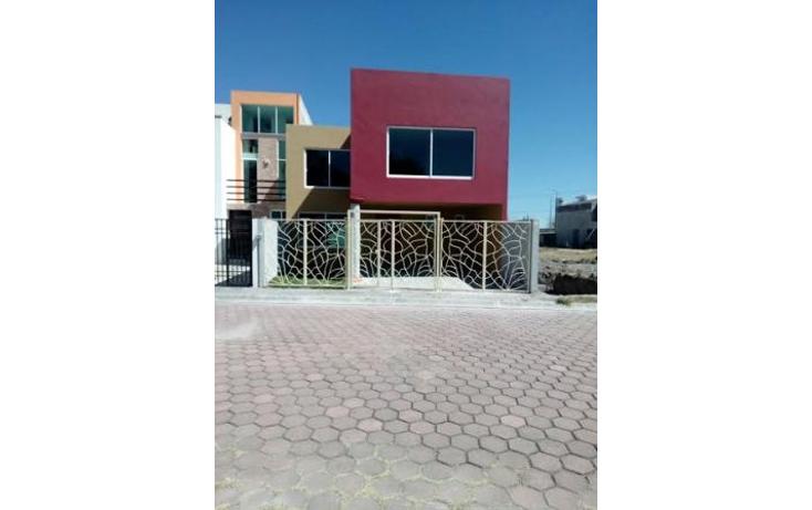 Foto de casa en venta en  , de la santísima, san andrés cholula, puebla, 1767708 No. 01
