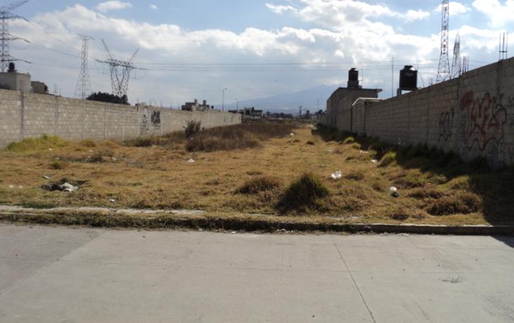 Foto de terreno habitacional en venta en  , de la veracruz, zinacantepec, méxico, 1083763 No. 01