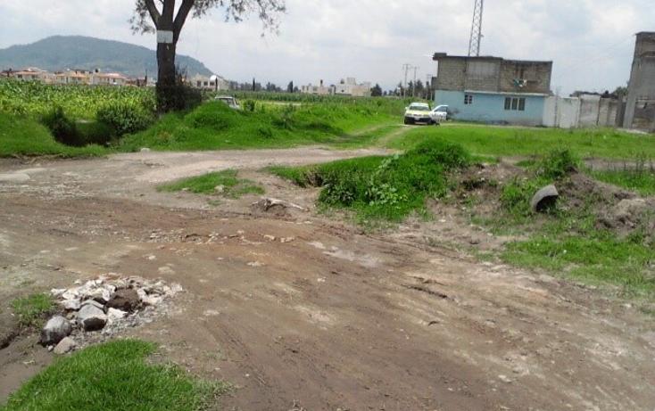 Foto de terreno habitacional en venta en  , de la veracruz, zinacantepec, méxico, 1255953 No. 02