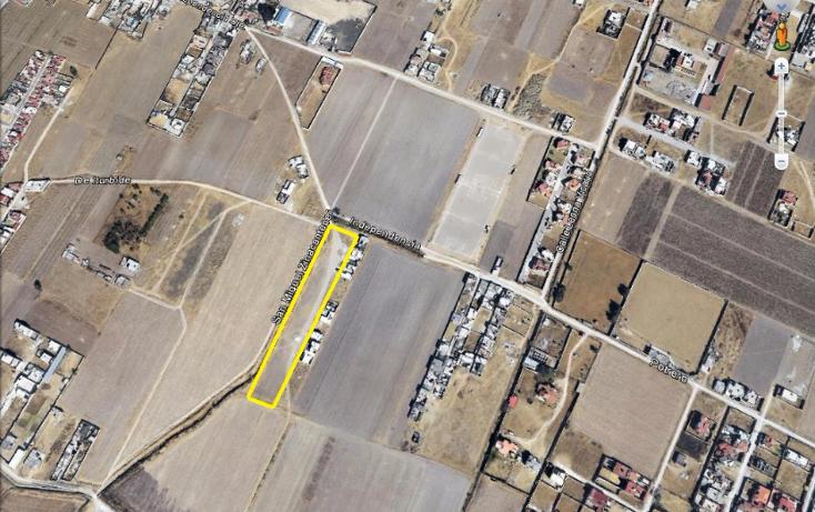 Foto de terreno habitacional en venta en  , de la veracruz, zinacantepec, méxico, 1255953 No. 04