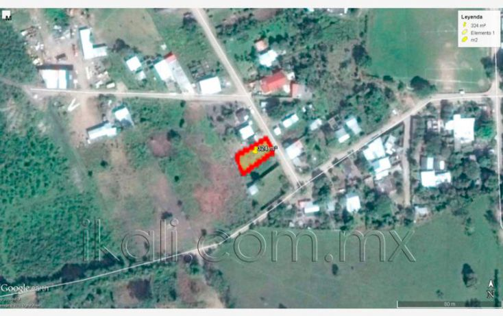 Foto de terreno habitacional en venta en de la verdad, la laja, coatzintla, veracruz, 1641166 no 09