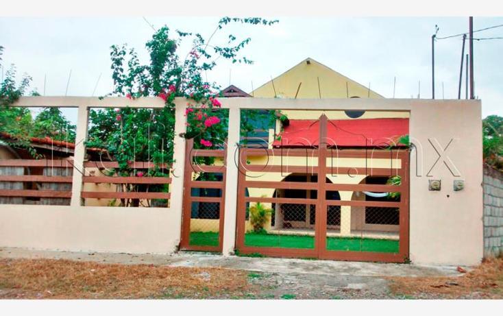 Foto de casa en renta en de la verdad , la laja, coatzintla, veracruz de ignacio de la llave, 1641130 No. 01