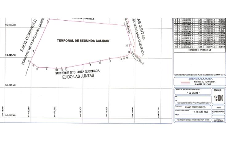 Foto de terreno comercial en venta en  , de las juntas delegación, puerto vallarta, jalisco, 2017928 No. 03