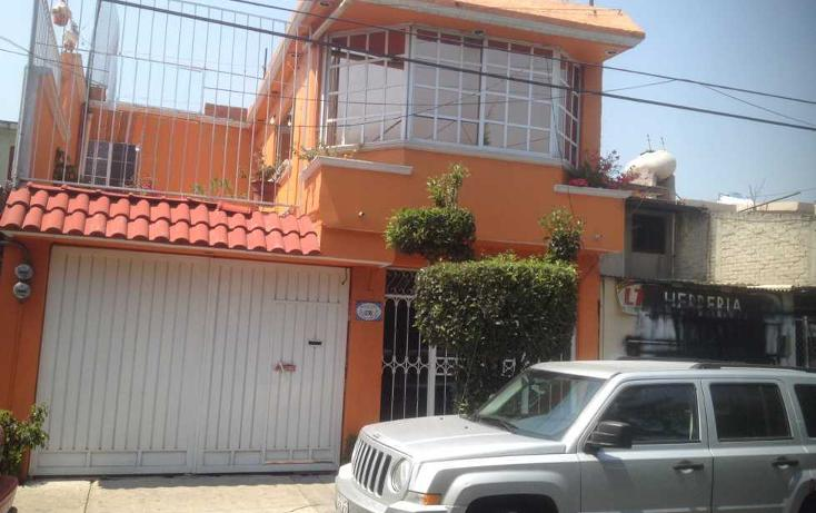 Foto de casa en venta en de las rosas 456 , arcos las torres, coacalco de berriozábal, méxico, 1712788 No. 01