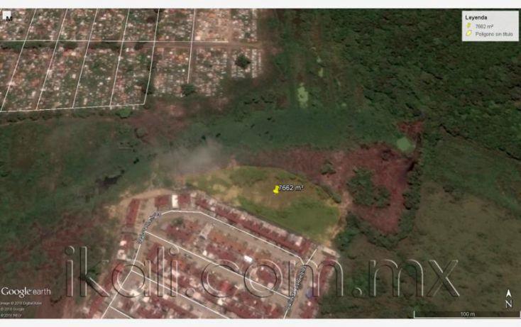 Foto de terreno habitacional en venta en de los abedules, campo real, tuxpan, veracruz, 1711238 no 09