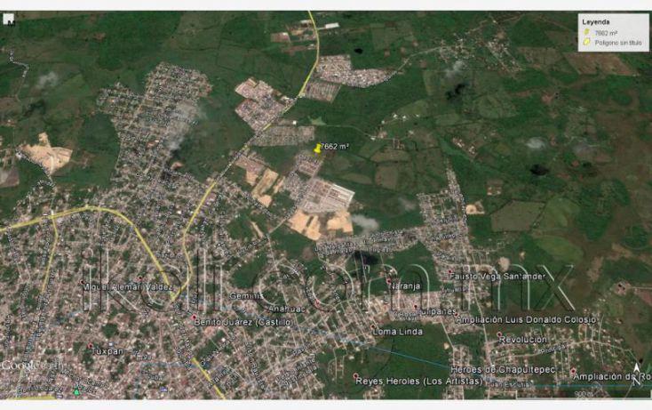 Foto de terreno habitacional en venta en de los abedules, campo real, tuxpan, veracruz, 1711238 no 11