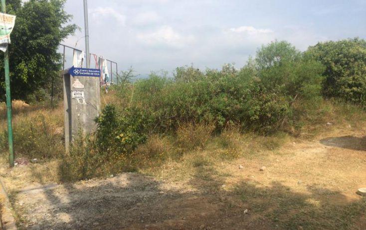 Foto de terreno habitacional en venta en de los amates 16, ahuatlán tzompantle, cuernavaca, morelos, 1546832 no 02