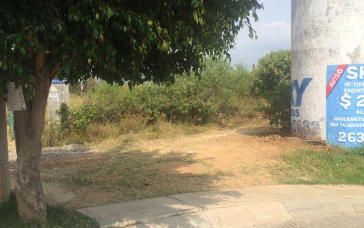 Foto de terreno habitacional en venta en de los amates 16, ahuatlán tzompantle, cuernavaca, morelos, 1546832 no 03