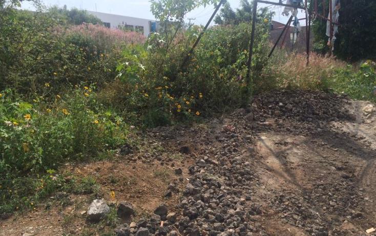 Foto de terreno habitacional en venta en de los amates 16, lomas de ahuatlán, cuernavaca, morelos, 1546832 No. 05
