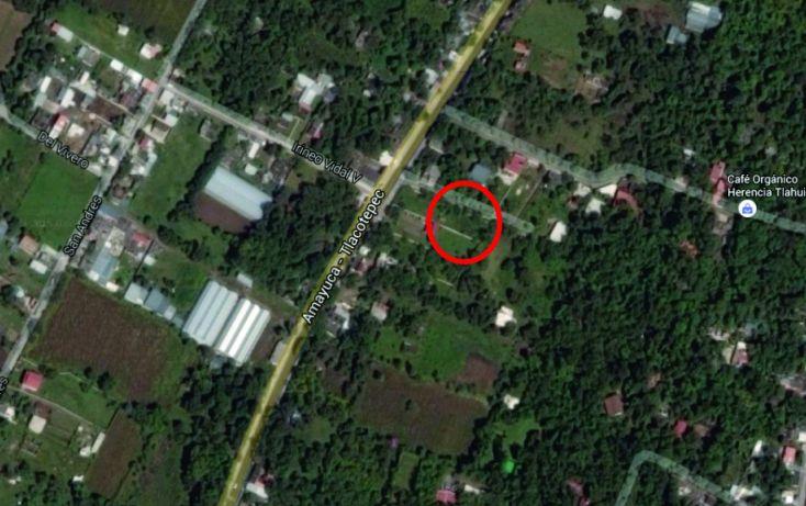 Foto de terreno habitacional en venta en de los ciruelos, barrio san nicolas, zacualpan de amilpas, zacualpan, morelos, 1715518 no 05