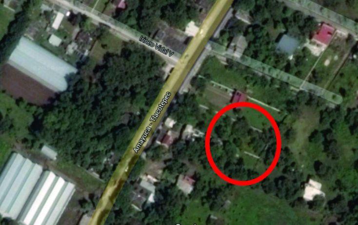 Foto de terreno habitacional en venta en de los ciruelos, barrio san nicolas, zacualpan de amilpas, zacualpan, morelos, 1715518 no 06