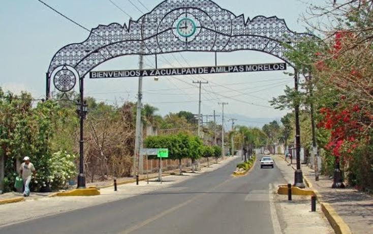 Foto de terreno habitacional en venta en de los ciruelos, barrio san nicolas , zacualpan de amilpas, zacualpan, morelos, 1715518 No. 08