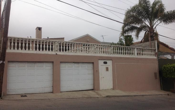 Foto de casa en venta en  , obrera 1a sección, tijuana, baja california, 1739360 No. 01