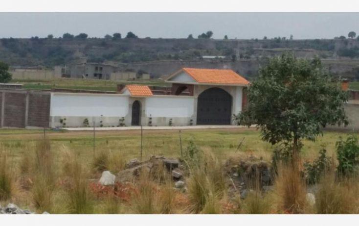 Foto de terreno habitacional en venta en de los cuervos, cacalomacán, toluca, estado de méxico, 1390523 no 01