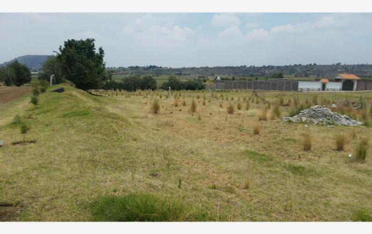 Foto de terreno habitacional en venta en de los cuervos, cacalomacán, toluca, estado de méxico, 1390523 no 02