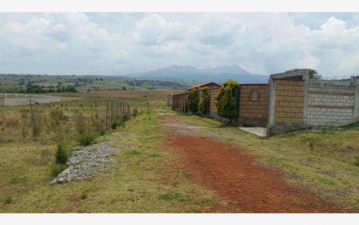 Foto de terreno habitacional en venta en de los cuervos, cacalomacán, toluca, estado de méxico, 1390523 no 04