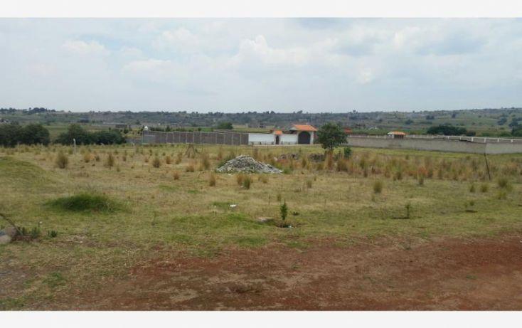 Foto de terreno habitacional en venta en de los cuervos, cacalomacán, toluca, estado de méxico, 1390523 no 06