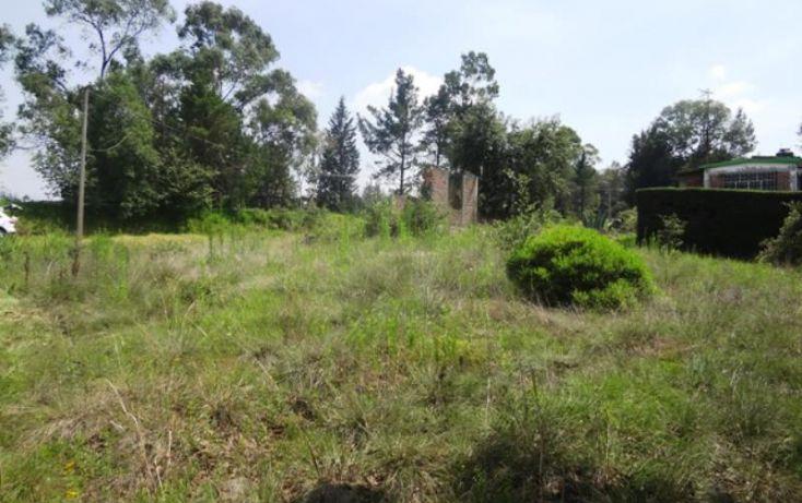 Foto de terreno habitacional en venta en de los duendes 54, san miguel cañadas, tepotzotlán, estado de méxico, 1031055 no 01