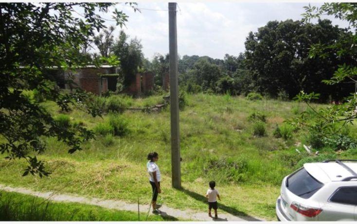 Foto de terreno habitacional en venta en de los duendes 54, san miguel cañadas, tepotzotlán, estado de méxico, 1031055 no 02