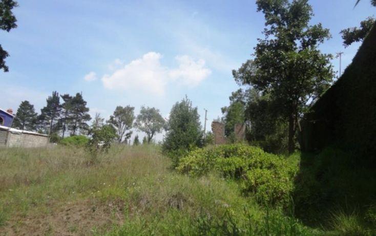 Foto de terreno habitacional en venta en de los duendes 54, san miguel cañadas, tepotzotlán, estado de méxico, 1031055 no 05