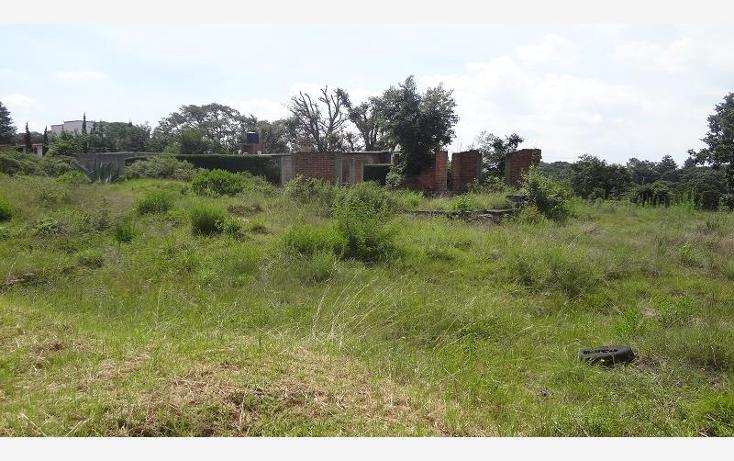 Foto de terreno habitacional en venta en de los duendes 54, san miguel ca?adas, tepotzotl?n, m?xico, 1031055 No. 01