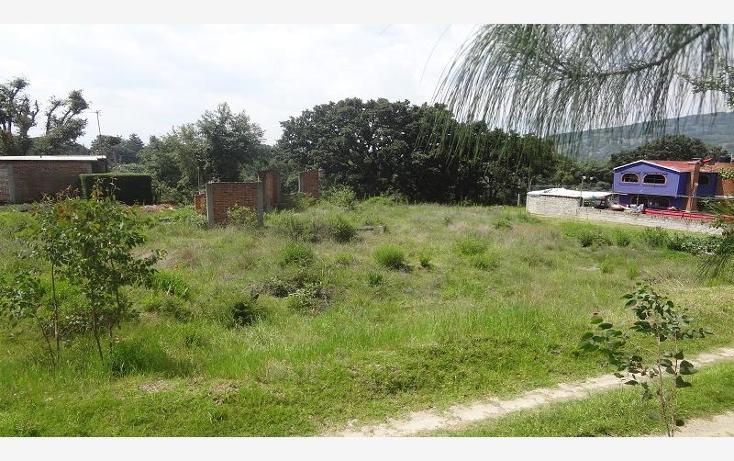 Foto de terreno habitacional en venta en de los duendes 54, san miguel ca?adas, tepotzotl?n, m?xico, 1031055 No. 03
