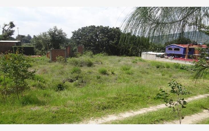Foto de terreno habitacional en venta en de los duendes 54, san miguel ca?adas, tepotzotl?n, m?xico, 1031055 No. 04