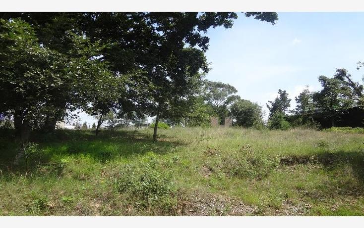 Foto de terreno habitacional en venta en de los duendes 54, san miguel ca?adas, tepotzotl?n, m?xico, 1031055 No. 10