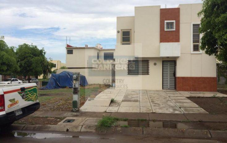Foto de casa en renta en de los girasoles 4177, hacienda molino de flores, culiacán, sinaloa, 1043361 no 01