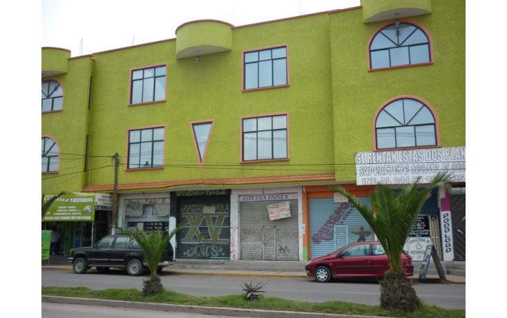 Foto de edificio en renta en de los patos mz1, artesanos, chimalhuacán, estado de méxico, 339617 no 01