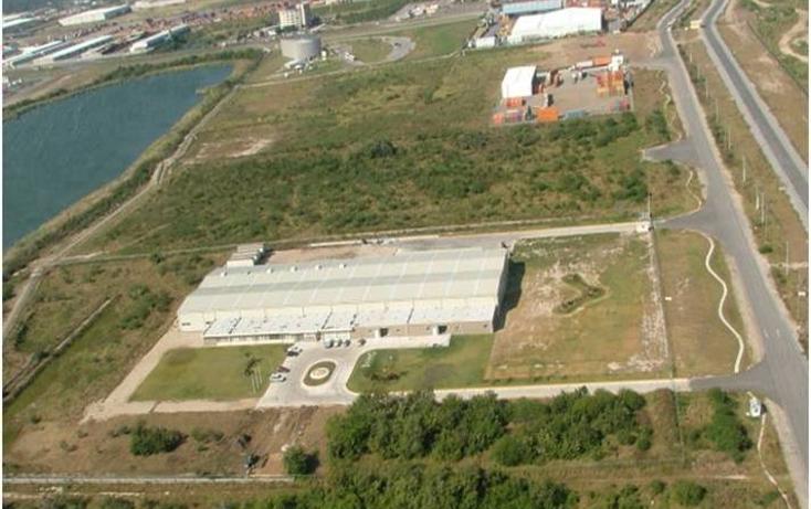 Foto de nave industrial en venta en  , de los r?os, altamira, tamaulipas, 610596 No. 01