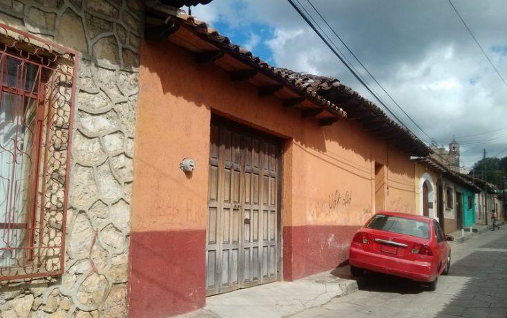 Foto de terreno habitacional en venta en, de mexicanos, san cristóbal de las casas, chiapas, 1575582 no 01