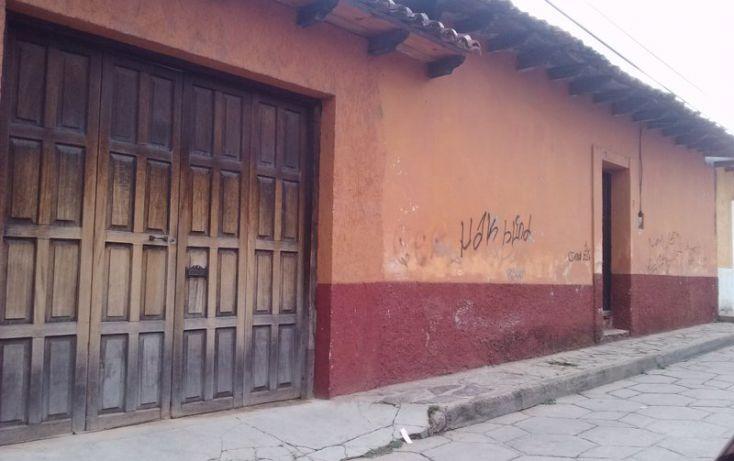 Foto de terreno habitacional en venta en, de mexicanos, san cristóbal de las casas, chiapas, 1575582 no 02