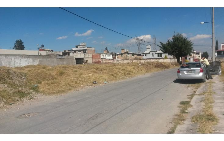 Foto de terreno habitacional en venta en  , de san miguel, zinacantepec, m?xico, 1597808 No. 03