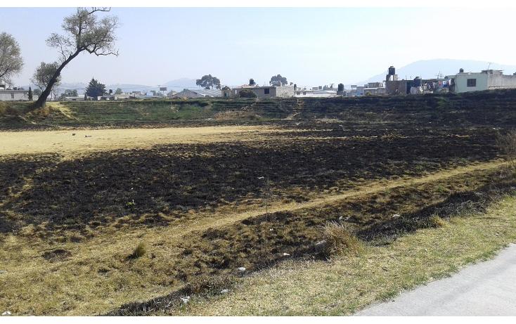 Foto de terreno comercial en venta en  , de san miguel, zinacantepec, m?xico, 1704622 No. 04