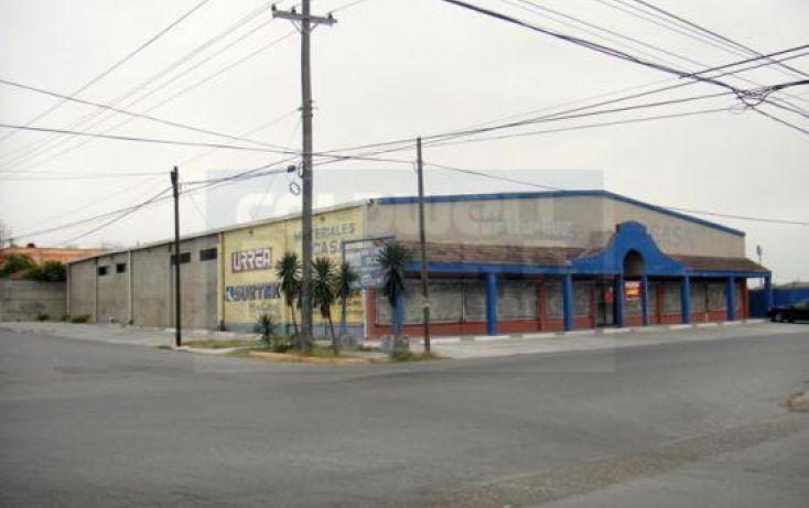 Foto de bodega en renta en deandar amador esq rio escao, los doctores, reynosa, tamaulipas, 219595 no 01