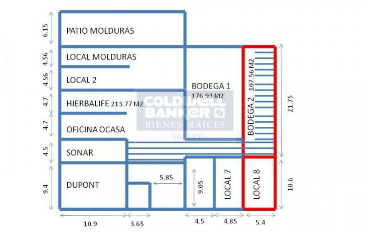 Foto de local en renta en deandar amador, los doctores, reynosa, tamaulipas, 345699 no 03