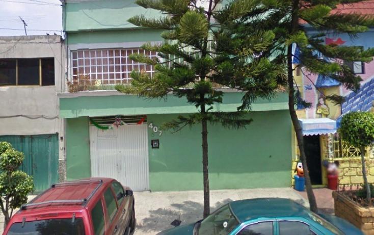 Foto de casa en venta en, defensores de la república, gustavo a madero, df, 695037 no 01