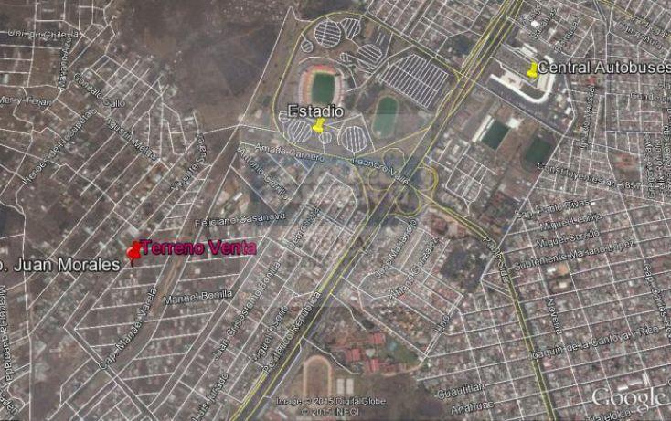 Foto de terreno habitacional en venta en defensores de puebla 1, defensores de puebla, morelia, michoacán de ocampo, 1364363 no 02
