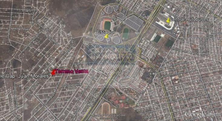 Foto de terreno habitacional en venta en  1, defensores de puebla, morelia, michoacán de ocampo, 1364363 No. 02