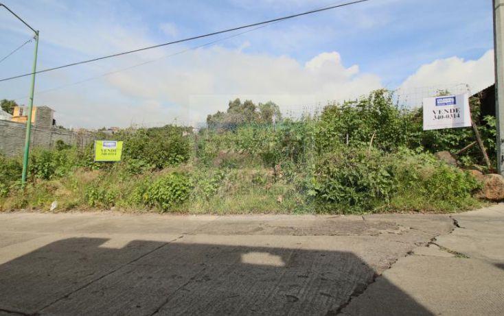 Foto de terreno habitacional en venta en defensores de puebla 1, defensores de puebla, morelia, michoacán de ocampo, 1364363 no 03