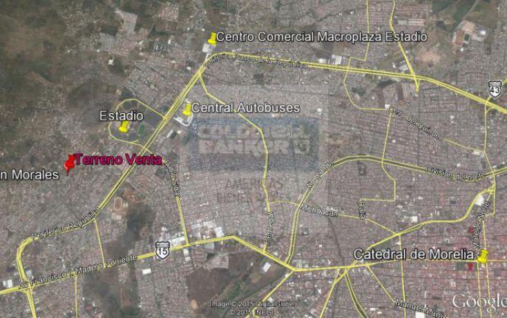 Foto de terreno habitacional en venta en defensores de puebla 1, defensores de puebla, morelia, michoacán de ocampo, 1364363 no 04