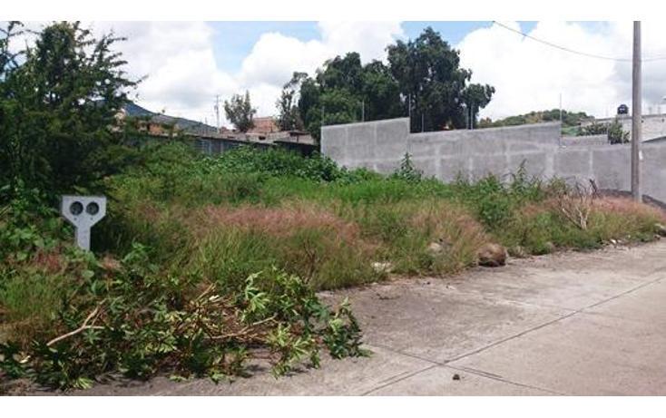 Foto de terreno habitacional en venta en  , defensores de puebla, morelia, michoacán de ocampo, 1706176 No. 01
