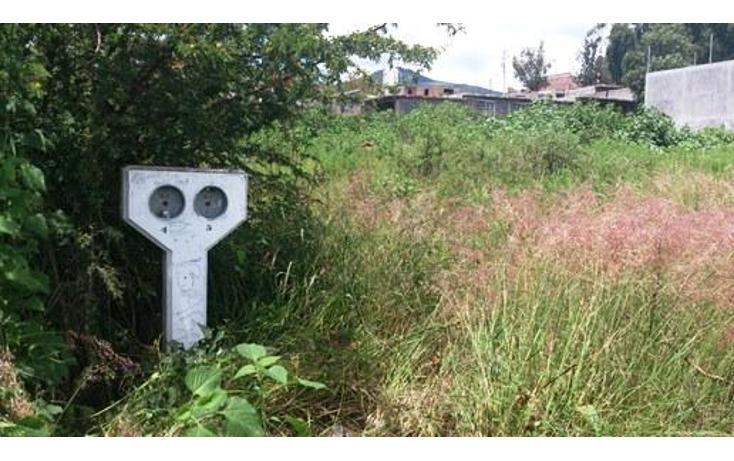 Foto de terreno habitacional en venta en  , defensores de puebla, morelia, michoacán de ocampo, 1706176 No. 02
