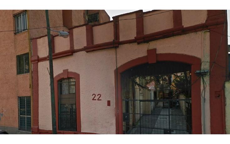 Foto de departamento en venta en degollado , guerrero, cuauhtémoc, distrito federal, 1379091 No. 01